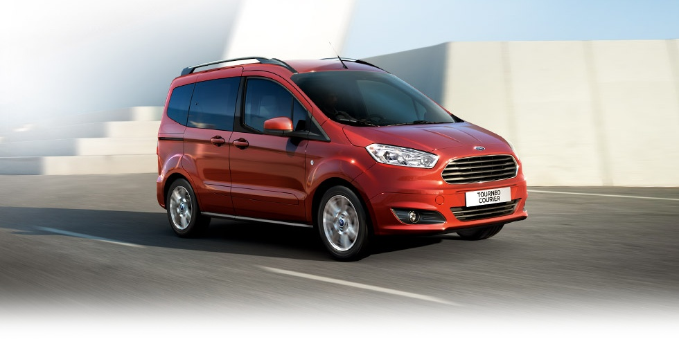 ford tourneo courier nmotor