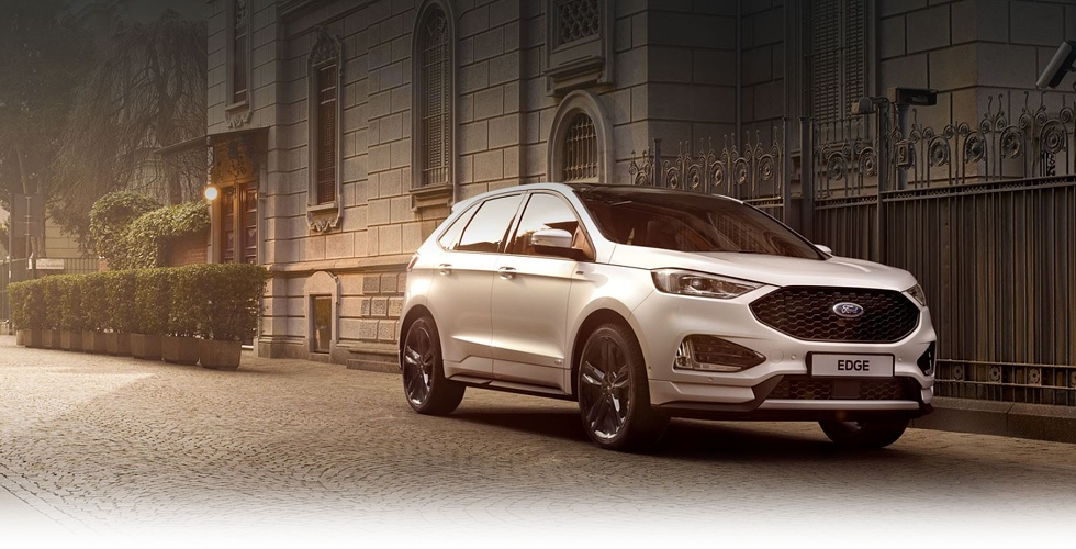 new ford edge banner