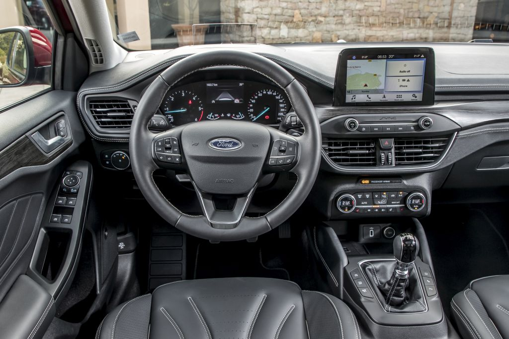 2018 FORD FOCUS DRIVE VIGNALE 57