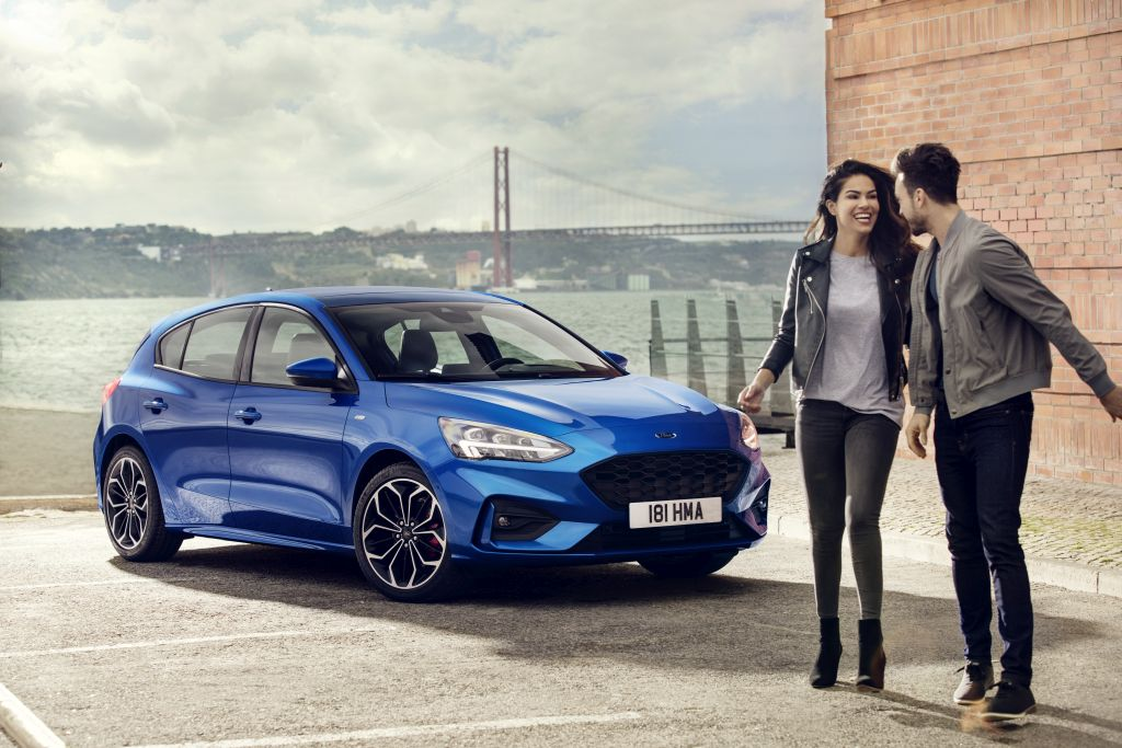 FORD 2018 FOCUS ST LINE 16